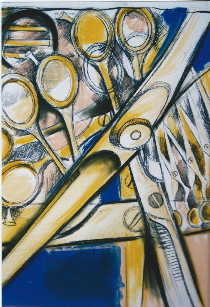 1999 : Exposition de peintures au Palais des Congrès à Paris.