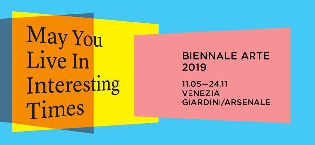 AFFICHE Biennale DE Venezia